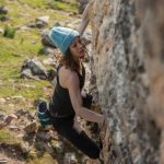 Hélène Collin fondatrice Symbioz Climbing